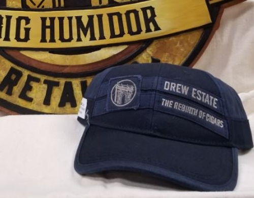 Group B Drew Estate Blue Rebirth Hat..........with Qualifying Purchase Only!