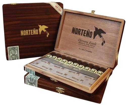 Herrera Esteli Norteno Corona Extra (Box 10)