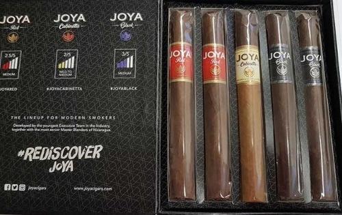 Joya de Nicaragua 5 Cigar Toro Sampler