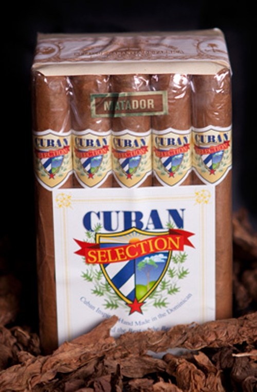 Cuban Selection Matador Bundle