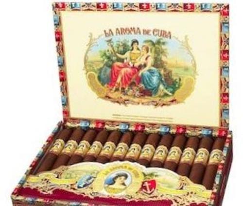La Aroma de Cuba Original Blend Churchills (Over 14 Years Old)