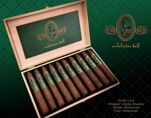 La Flor Dominicana Andalusian Bull (Bundle-LFD is out of Boxes)