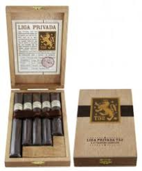 Liga Privada T52 Tasting Sampler of 5