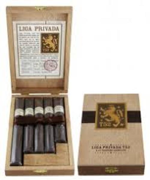 Liga Privada T52 Tasting Sampler of 5