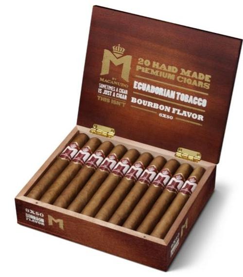 Macanudo M Bourbon Toro