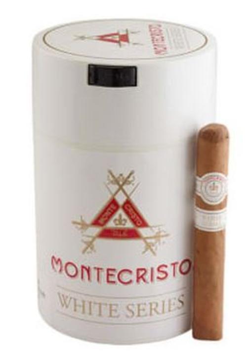 Montecristo White Toro Cigar Jar
