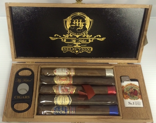 My Father Toro Selection 5 Cigar Assorted Pepin Sampler