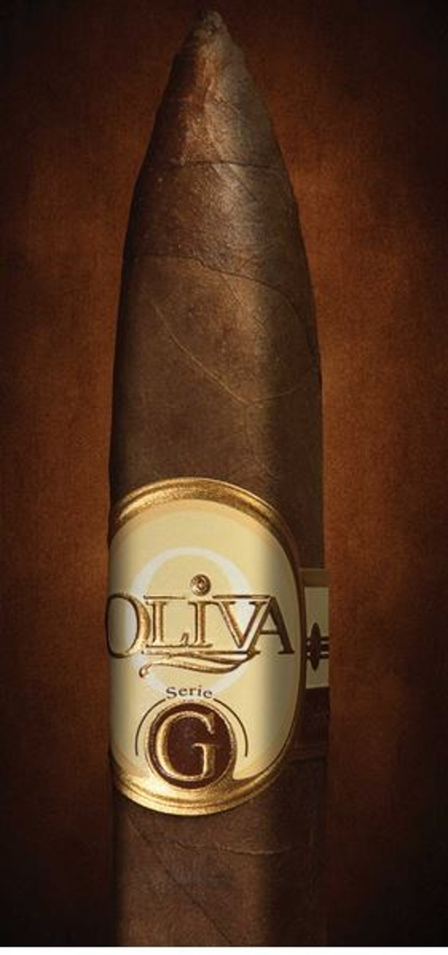 Oliva Serie G Cameroon Belicoso with 10 Count Oliva Travel Humidor SAVE $20