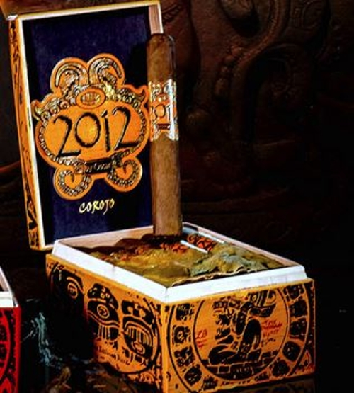 2012 Corojo Toro by Oscar (Orange Box)