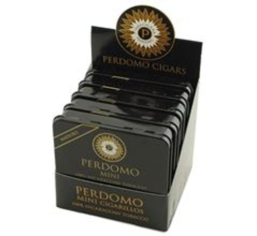 Perdomo Mini Cigarillos Maduro (5 Packs of 20)
