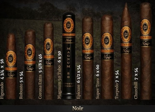 Perdomo 10 Year Champagne Noir Robusto WELL AGED!! with a 5 Pack of Perdomo Cigars, Black Tactical Cigar Case!!!