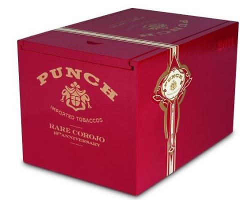 Punch Rare Corojo 10 Yr Anniversary Connecticut (Robusto) RARE