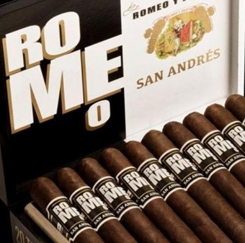 Romeo San Andres Short Magnum (Gordo) SAVE $60