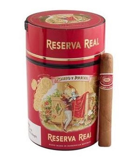 Romeo y Julieta Reserva Real Toro Cigar Jar SAVE $60
