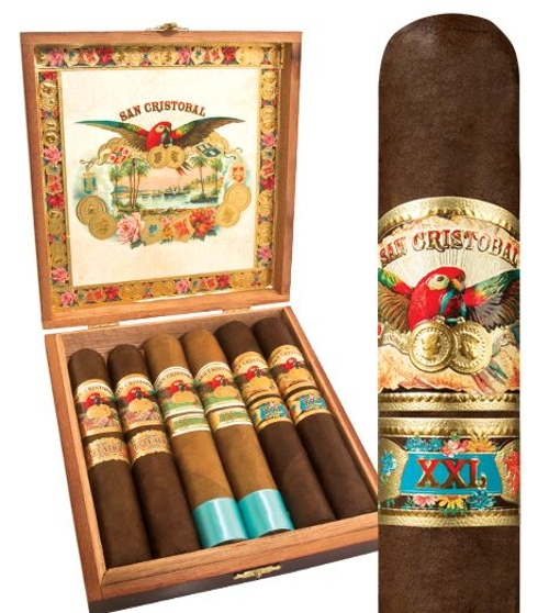 San Cristobal 60-Ring 6 Cigar Sampler