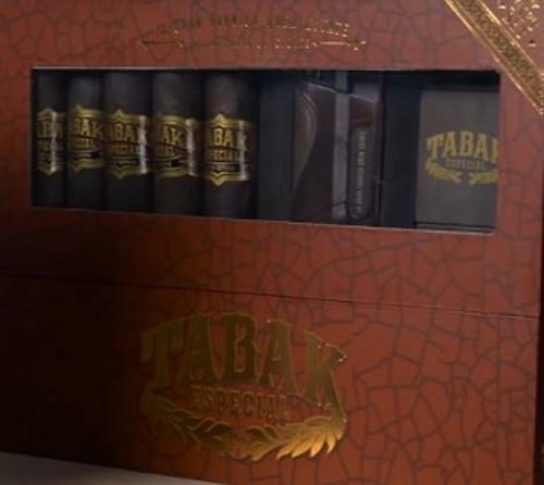 Tabak Especiale Toro Negra 5 Pack Gift Set with Lighter