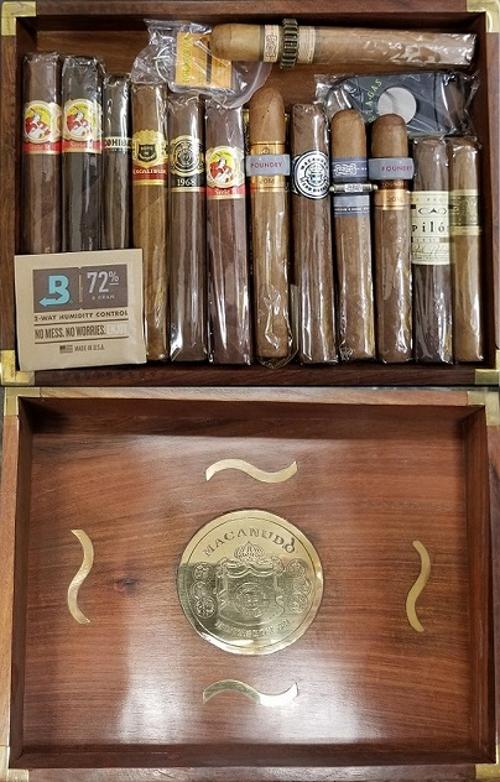 Grateful Dad Collection 13 Cigar Sampler