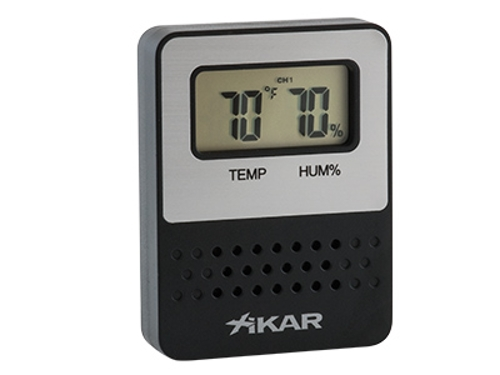 Xikar PuroTemp Wireless Hygrometer Additional Sensor