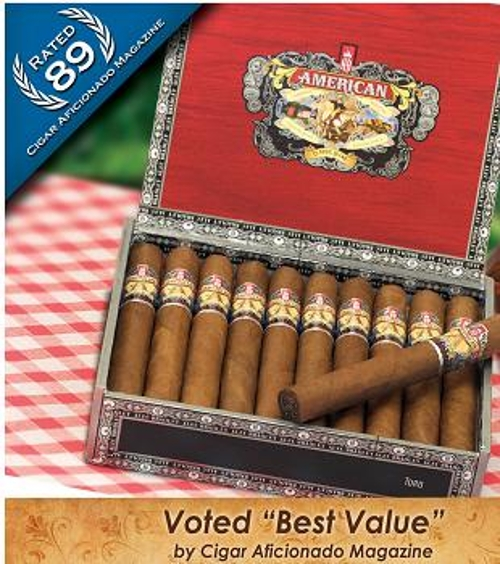 Alec Bradley American Classic Blend Robusto SPECIAL....5(5 Packs) for a Total of 25 Cigars