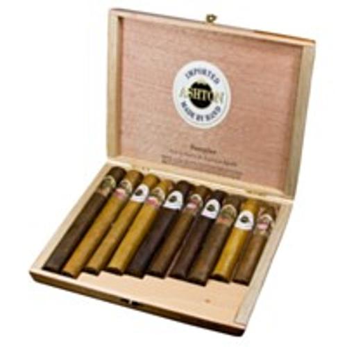 Ashton Sampler of 10 cigars