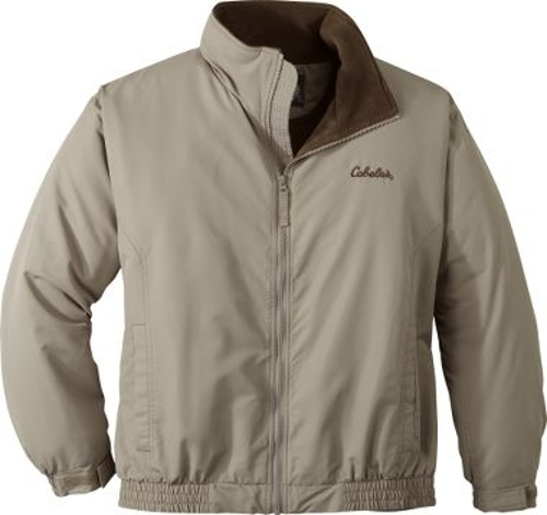 Cabelas 3 Season Jacket Size