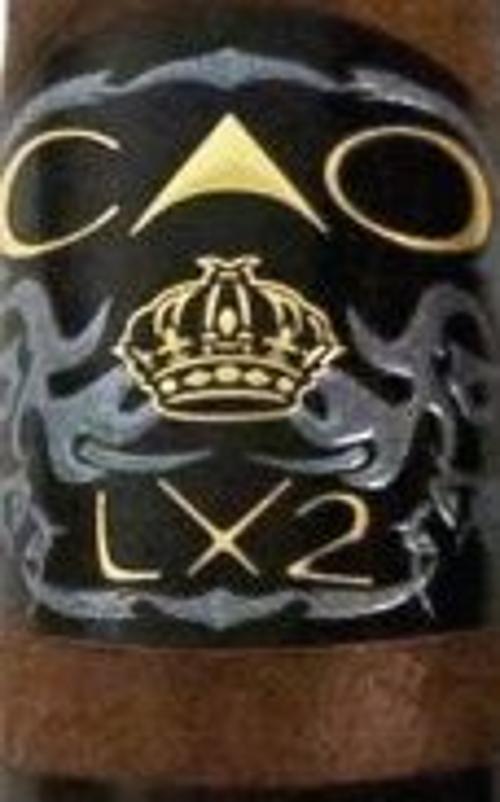 CAO Lx2 Robusto