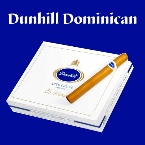 Dunhill Aged Peravias (Churchill) Box 10