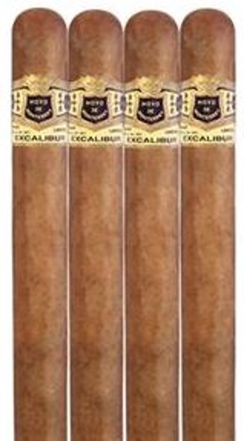 Excalibur No. 1 Natural 5-4 Pack Samplers for a Total of 20 Cigars