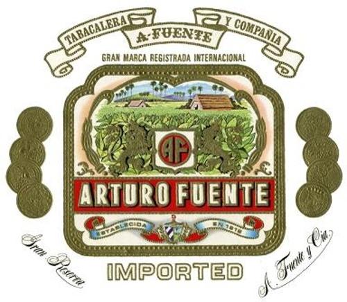 Arturo Fuente Royal Salute Maduro (Churchill)