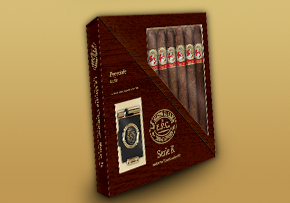 La Gloria Serie R Collection with Cutter