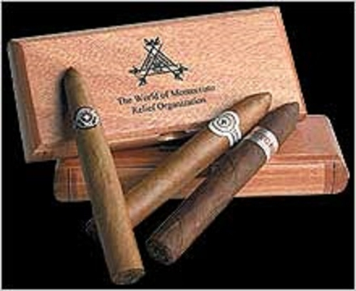 Montecristo World Relief Sampler SAVE $10