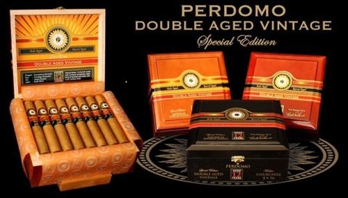 Perdomo Double Aged 12 Year Vintage Maduro Epicure