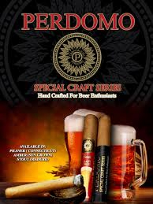Perdomo Craft Series Stout Churchill