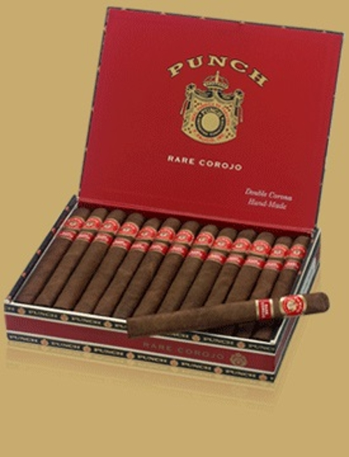 Punch Rare Corojo Magnum (Robusto) WELL AGED!!!!